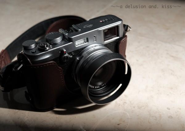X-M1, FUJINON XF 27mm f2.8