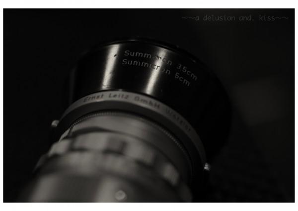 Leica M9, ELMAR 65mm f3.5, Visoflex Ⅲ